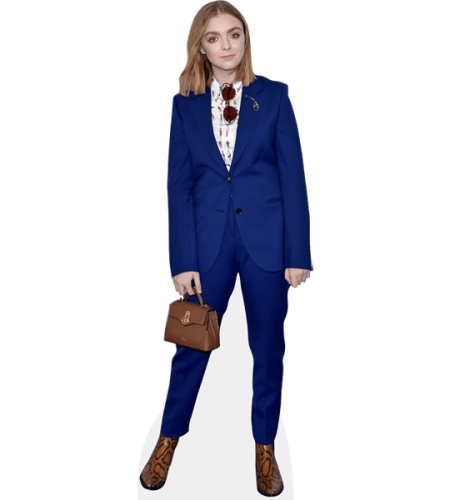 Elsie Fisher (Blue Suit)