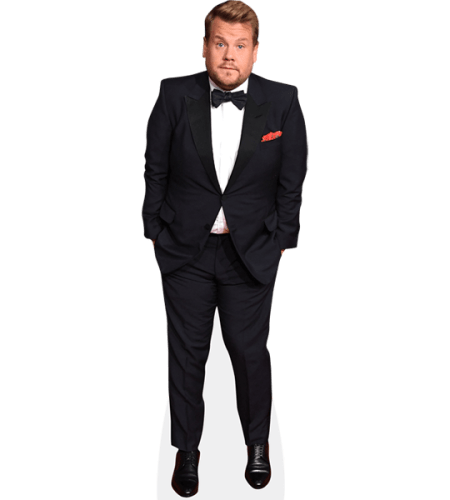 James Corden (Bow Tie)