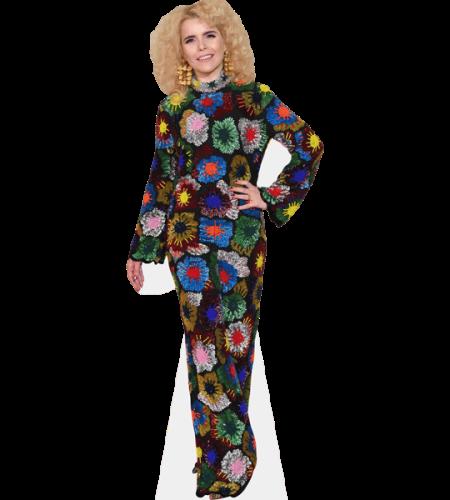 Paloma Faith (Floral Suit)