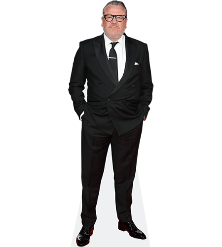 Ray Winstone (Black Suit)