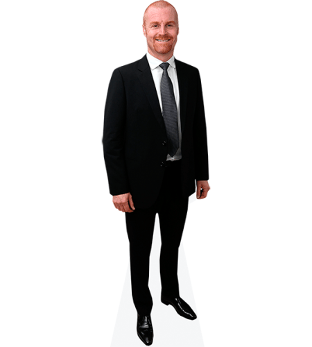 Sean Dyche (Black Suit)