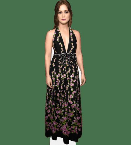 Billie Lourd (Black Dress)