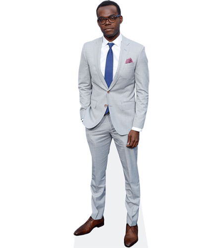 William Jackson Harper (Grey Suit)