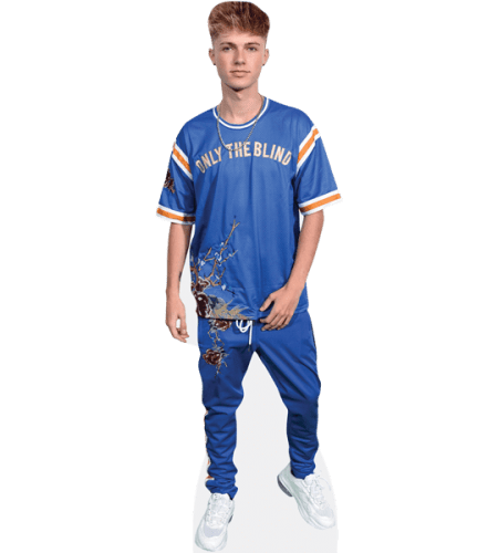 HRVY (Blue Outfit)