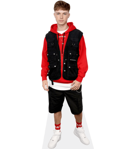 HRVY (Red Outfit)