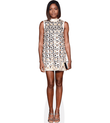 Naomie Harris (Short Dress)