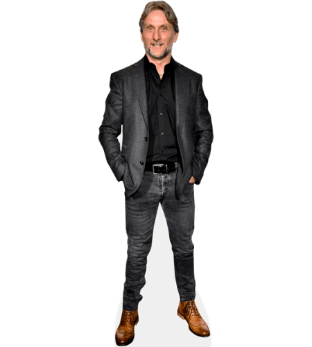 Carl Fogarty (Suit)