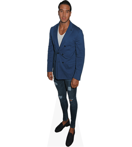 James Lock (Blue Jacket)