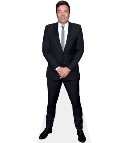Jimmy Fallon (Black Suit)