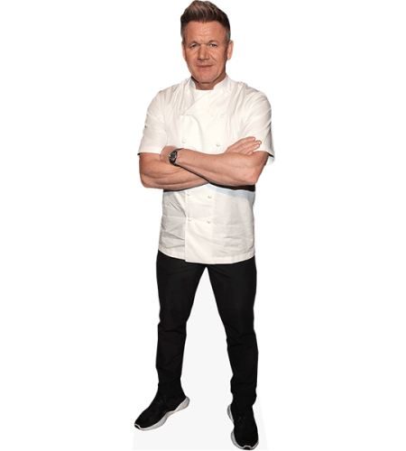 Gordon Ramsay (White Jacket)