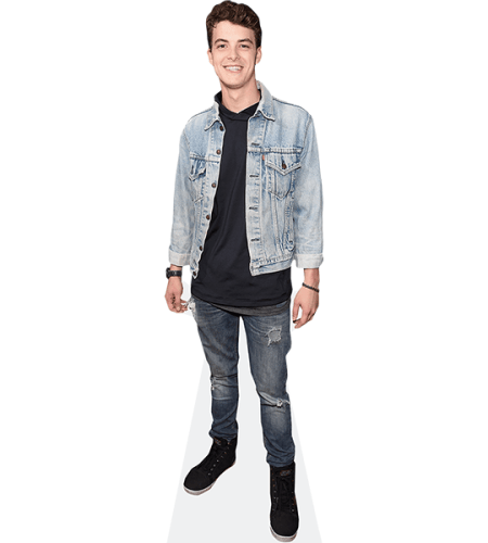 Hunter Hayes Life Size Cutout Casual