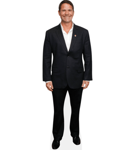 Steve Backshall (Suit)