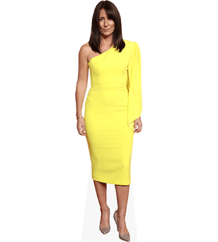 Davina McCall (Yellow Dress)