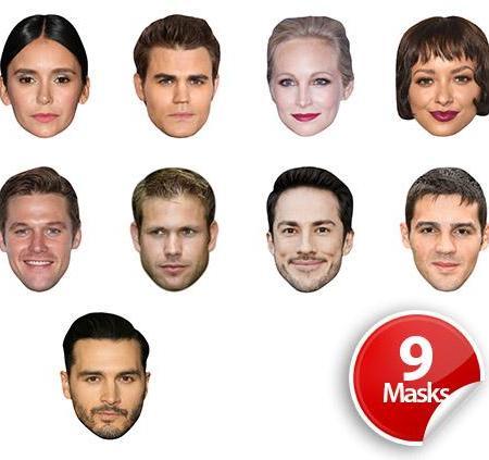 Drama Series 3 Mask Pack