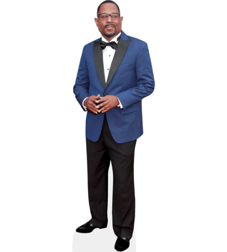 Martin Lawrence (Blue Blazer)
