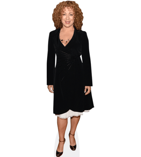 Alex Kingston (Black Dress)