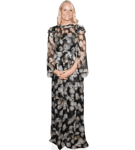 Crown Princess Mette Marit of Norway (Long Dress)