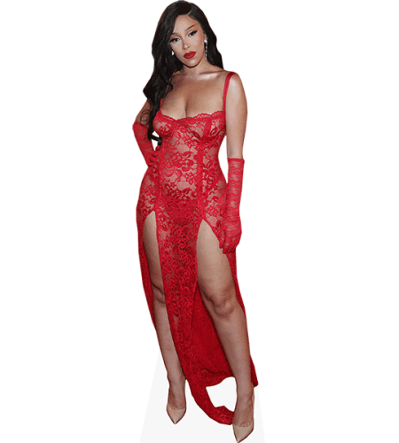 Doja Cat (Red Dress)