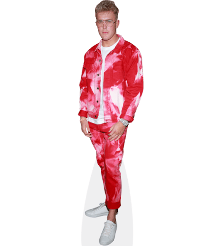 Jake Paul (Red Outfit)