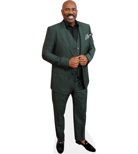 Steve Harvey (Green Suit)