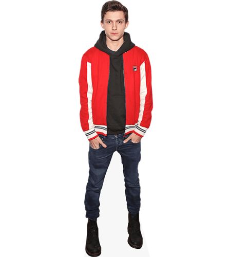 Tom Holland (Red Jacket)