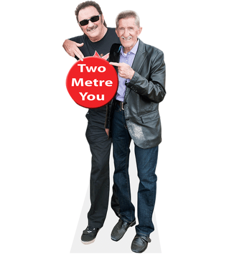 Chuckle Brothers (Social Distancing)
