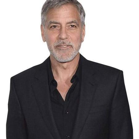 George Clooney (Black Suit)