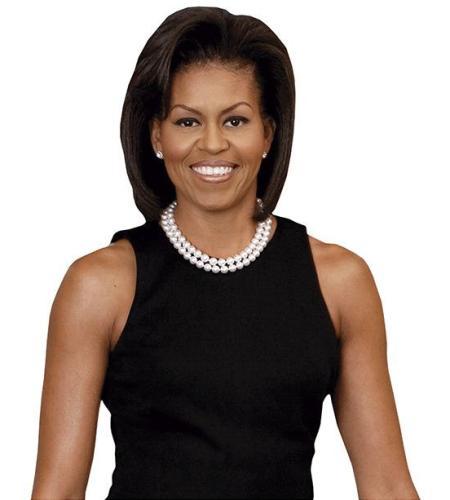 michelle-obama-black-dress