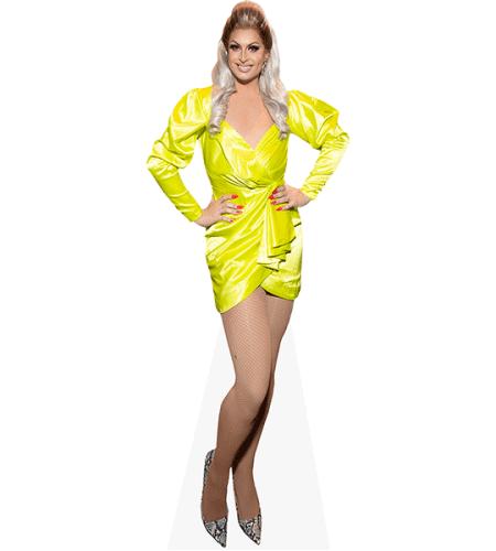 Cheryl Hole (Yellow Dress)