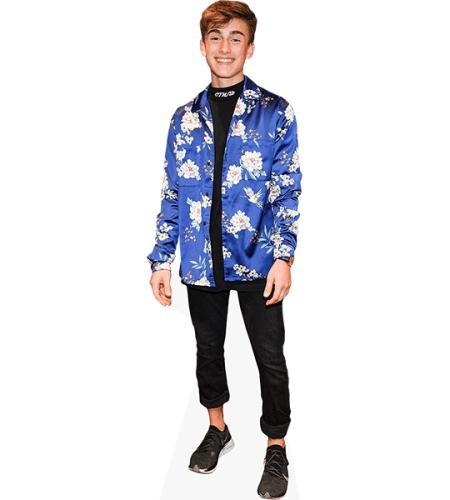 Johnny Orlando (Blue Jacket)