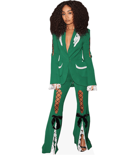 Leigh Anne Pinnock (Green Outfit)