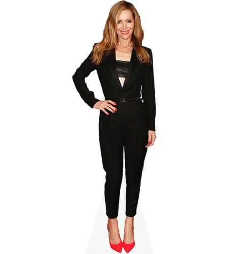 Leslie Mann (Black Outfit)