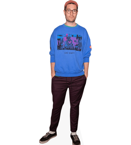 Dan Smith (Blue Jumper)
