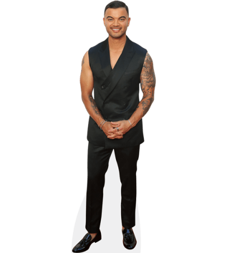 Guy Sebastian (Black Outfit)
