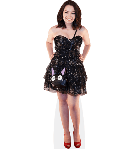 Jodelle Ferland (Short Dress)