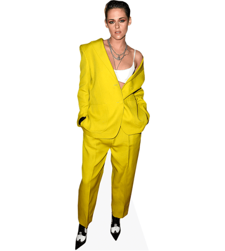 Kristen Stewart (Yellow Suit)