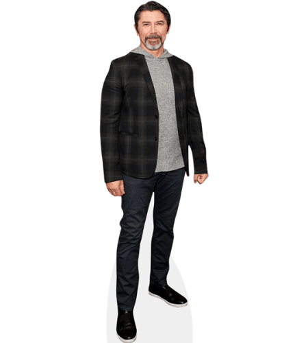 Lou Diamond Phillips (Casual)