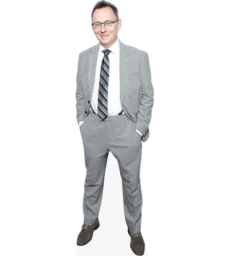 Michael Emerson (Grey Suit)