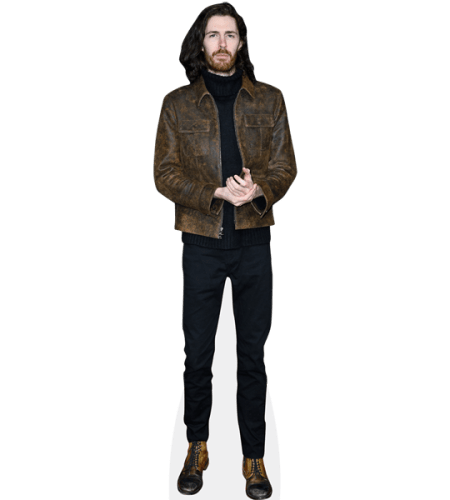 Hozier (Brown Jacket)