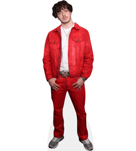 Jack Harlow (Red Outfit)