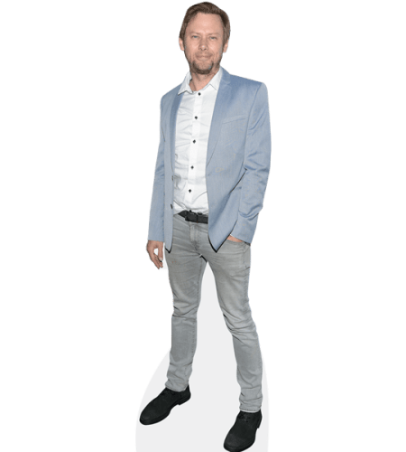 Jimmi Simpson (Blue Blazer)