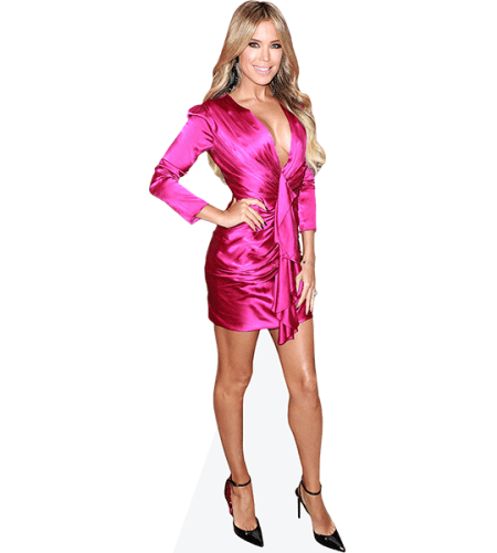 Sylvie Meis (Pink Dress)