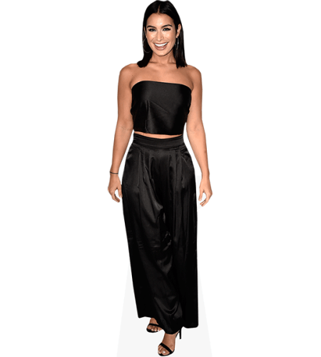 Ashley Iaconetti (Black Outfit)