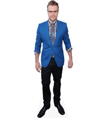 Daniel Bedingfield (Suit)