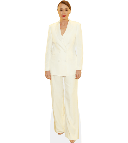 Keeley Hawes (White Suit)