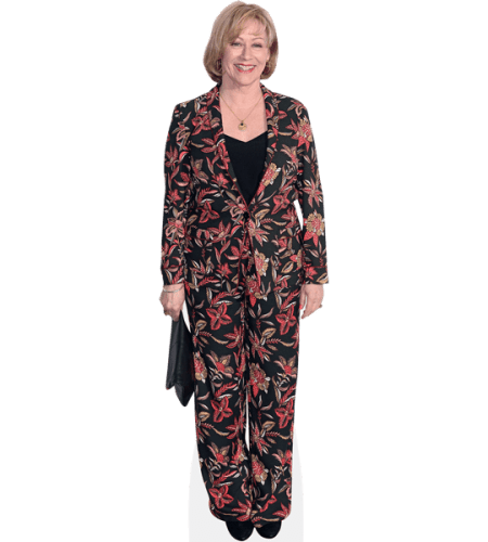 Lindsey Coulson (Flowery Suit)