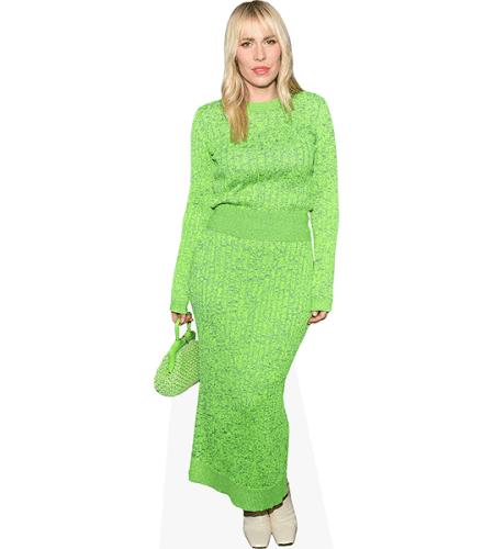Natasha Bedingfield (Green Outfit)