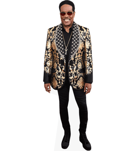 Charlie Wilson (Gold Jacket)