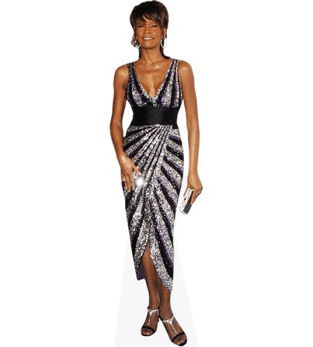 Whitney Houston (Stripes)