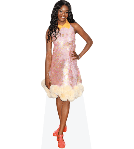 Azealia Banks (Pink Dress)